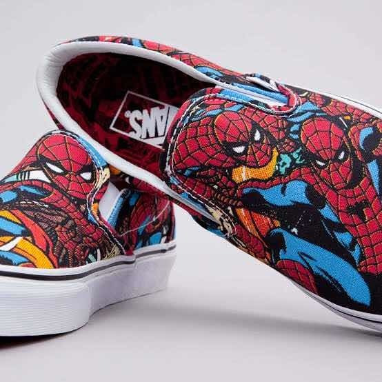 Tênis Vans Marvel - Original