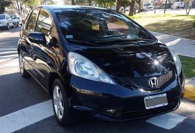 Honda Fit 2010 1.4lx Negro Unico Dueño