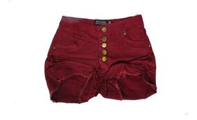 Short Hots Pants Feminino Jeans Plus Size 44/54