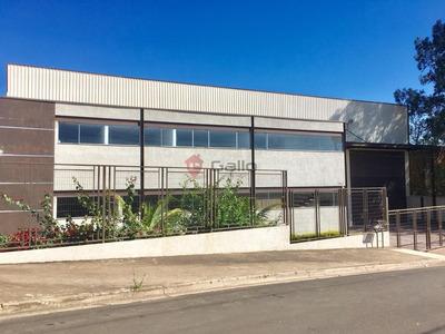 Galpão Á Venda E Para Aluguel Em Vale Verde - Ga002944