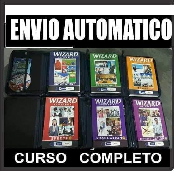 Livros Wizard Do W2 Até O W12 + Globo Idiomas + Assimil
