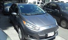 Ford Fiesta 2014 1.6 Auto Antici 150000 Y Cuotas Fijas
