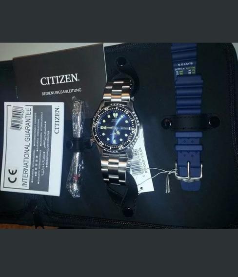 Relógio Citizen Promaster Automatic Diver Set Ny0040-17lem