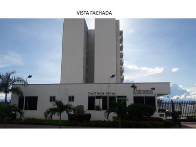 Apartamento En Neiva Piso Alto Palmeiras