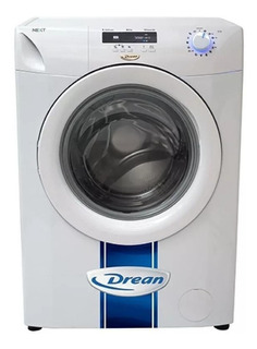 Lavarropas Drean 6.06 Next Eco 6 Kg 600 Rpm