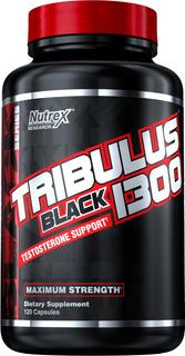 Tribulus Nutrex 120 Capsulas 1300mg Importado Eua Original