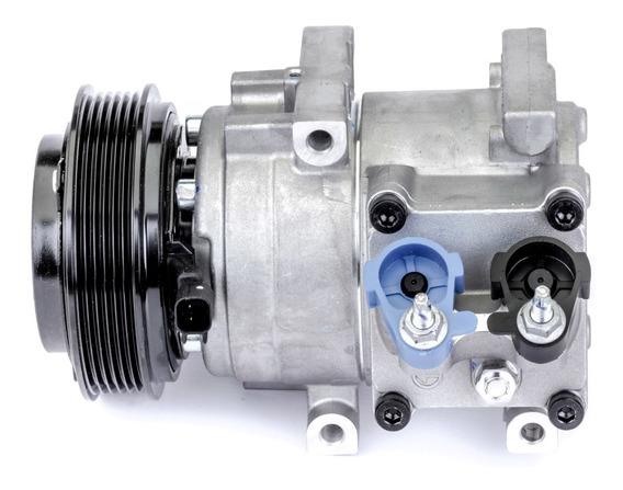 Compresor Aire Acondicionad Ford Fiesta Kinetic Design 11/13