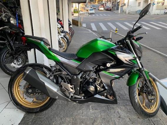 Kawasaki Z300 Abs 2018