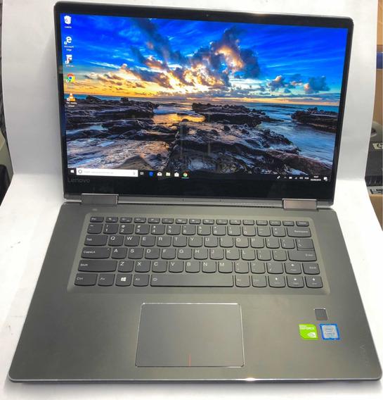 Notebook Lenovo Yoga 710 2em1 I5/8gb/ssd254gb/placa De Vídeo