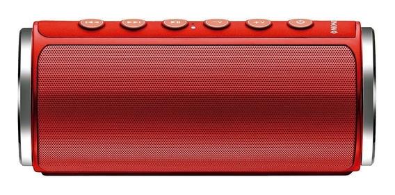 Caixa De Som Speaker Mondial 20w Sk-03 Vermelho - Bivolt