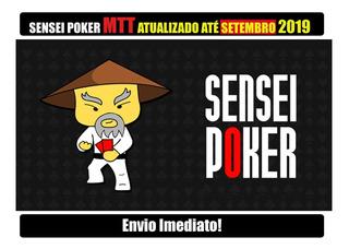 Sensei Poker Torneio (mtt) 2019 Atualizado
