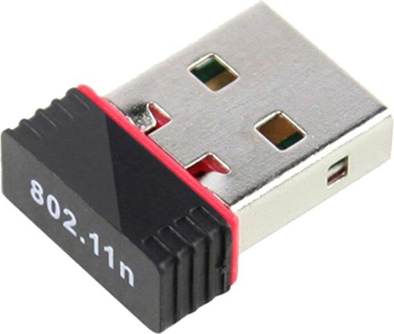 Adaptador Usb Wifi Mini 802.11n 150mbp 725n Receptor
