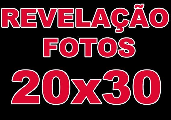 Revelacao 16 Fotos 20x30 Frete E 3 Albuns P/100 Fotos 10x15