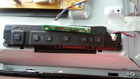 Kit Teclado E Sensor Remoto Tv Philips 32pfl3018d