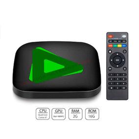 Receptor Digital Tv Box 4k Android So Precisa Internet