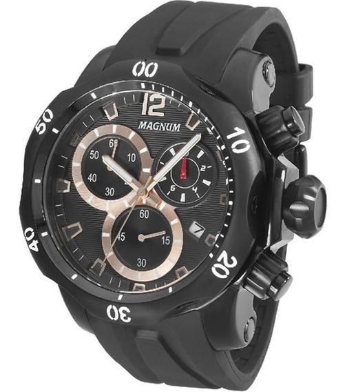 Relógio Magnum Oversized Masculino Ma33755p