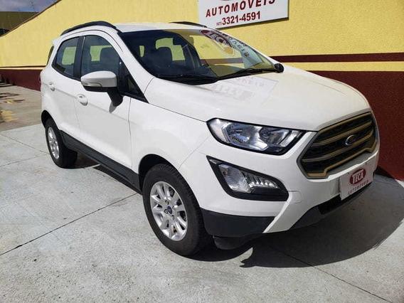 Ford Ecosport 1.5 Se Mec