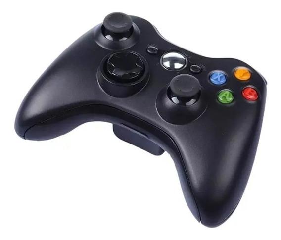 Controle Sem Fio Xbox 360 Wireless Controle Foyu Entregar Im