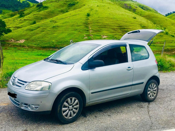 Volkswagen Fox 2004 1.0 City Total Flex 3p