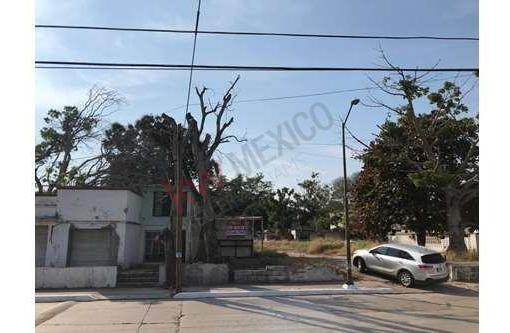 Terreno En Venta $8,000,000 Sobre La Avenida Ayuntamiento En Colonia Martock, Tampico, Tamaulipas