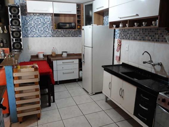 Casa 2 Quartos 1 Banheiro Churrasqueira Garagem Para 1 Vaga