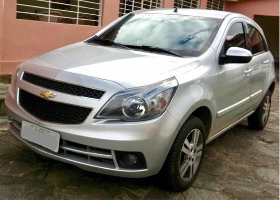 Chevrolet Agile 1.4 Ltz Easytronic 5p 2013