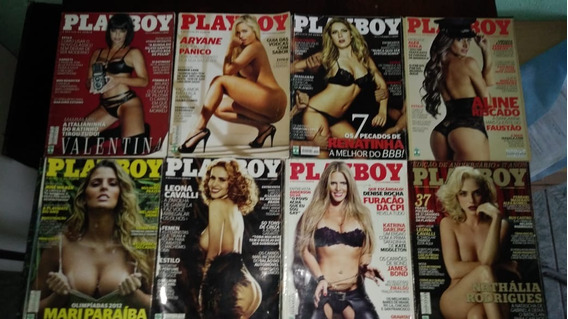 Playboy Lote: Ano 2012