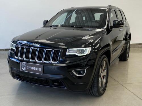 Jeep Grand Cherokee Limited 2015 Diesel Blindada Guardian