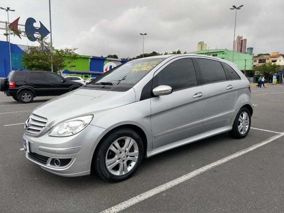 Mercedez Benz B200 Turbo2.0 At Unico Dono Ipva 2020 Pago!