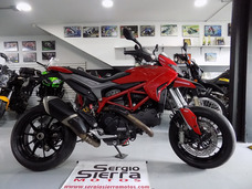 Ducati Hypermotard821 Roja 2013 18.400km