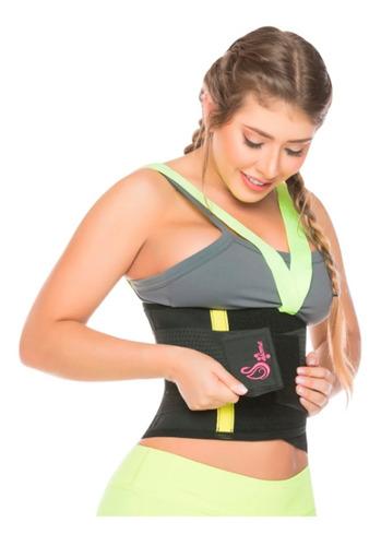 Faja Salome Cinturilla Avispa Moldea Reduce Belt 70/30 Gym
