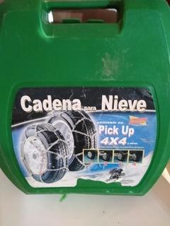 Cadenas De Nieve Y Barro Auto/4x4
