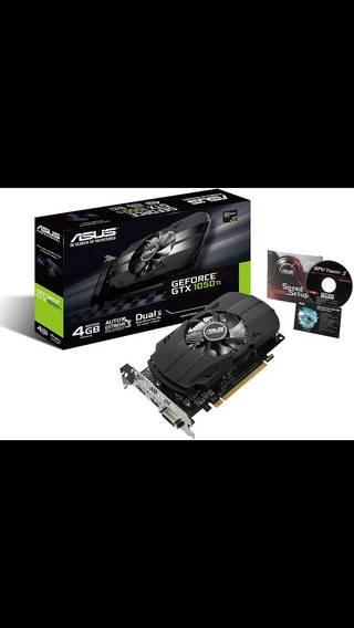 Vendo Tarjeta De Video Gtx 1050ti 4gb