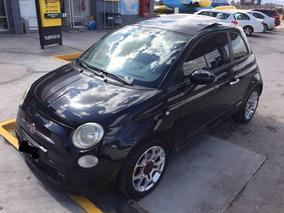 Fiat 500 1.4 3p Hb Sport 6vel Qc Piel Mt 2009