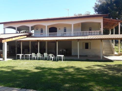 Chácara Com 6 Dormitórios À Venda, 14000 M² Por R$ 800.000,00 - Buquirinha - São José Dos Campos/sp - Ch0064