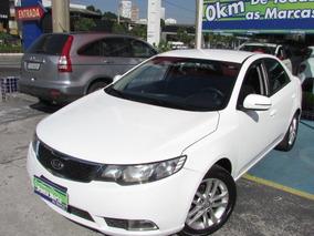 Kia Cerato 1.6 Ex Aut. 4p 2012 Branco