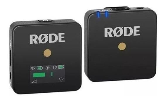 Rode Wireless Go - Com Garantia / Pronta Entrega