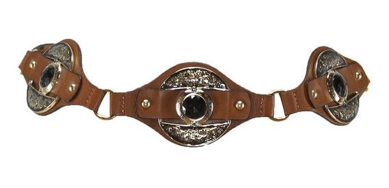 Cinto Cintura Couro Legítimo Morena Rosa Luxo Original