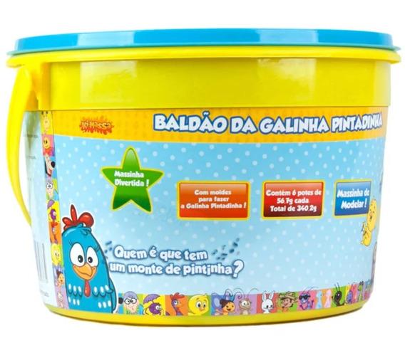 Galinha Pintadinha Massinha De Modelar Sunny Brinquedos 373