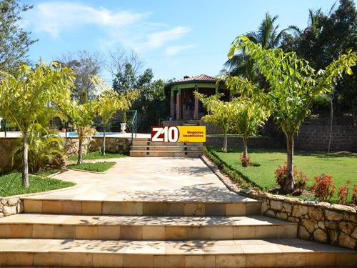 Chácara Residencial - Z10 Imóveis Venda - Ch01758 - 34482517