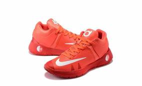 Tenis De Basquetbol Nike Kd Trey 5 Iv 844571 616 Crimson Red
