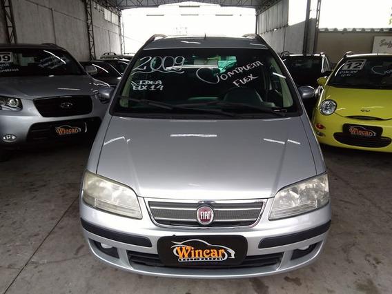 Fiat Idea Elx Fire 1.4 8v(flex) 4p 2009