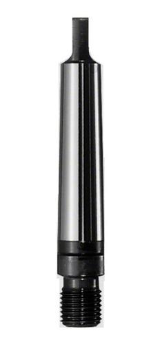 Imagem 1 de 2 de Haste P/mandril Cone Morse Rosca Mt 2 Rosc 5/8  16 Unf Bosch
