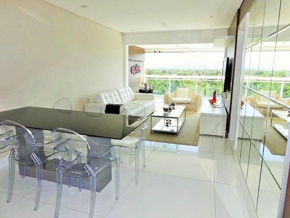 Apartamento Em Riviera De São Lourenço, Bertioga/sp De 105m² 3 Quartos Para Locação R$ 2.250,00/dia - Ap205361