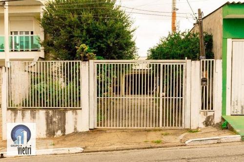 Imagem 1 de 30 de Casa Com 3 Dormitórios À Venda, 352 M² Por R$ 638.500,00 - Vila Bonilha - São Paulo/sp - Ca1198