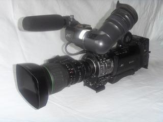 Videocamara Profesional Jvc Gy Hm 700 Full Hd 1920x1080 Con