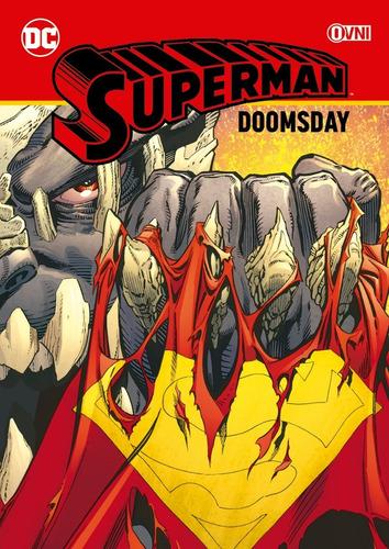 Imagen 1 de 1 de Cómic, Dc, Superman: Doomsday Ovni Press