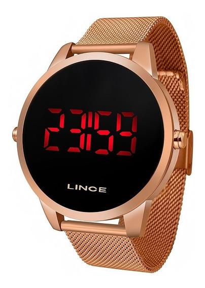 Relógio Lince Digital Mdr4594l Pxrx