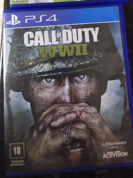 Call Of Duty Ww2 Ps4- Em Pt