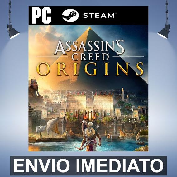 Assassins Creed Origins - Pc Steam Gift Presente